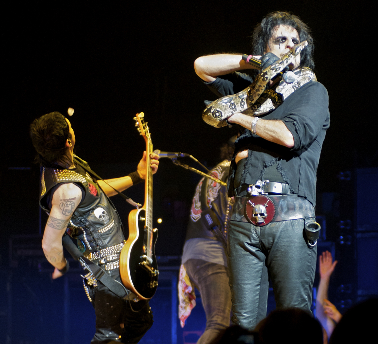 Photo Gallery : Alice Cooper at Horseshoe Casino