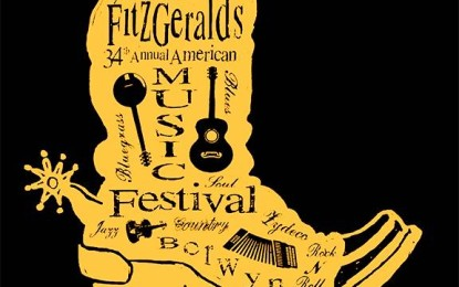 FitzGerald's Present The 34th Annual American Music Festival, July 1-4, Featuring Than More Than 50 Acts.