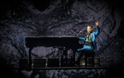 Concert Review: John Legend: Darkness and Light Tour 2017