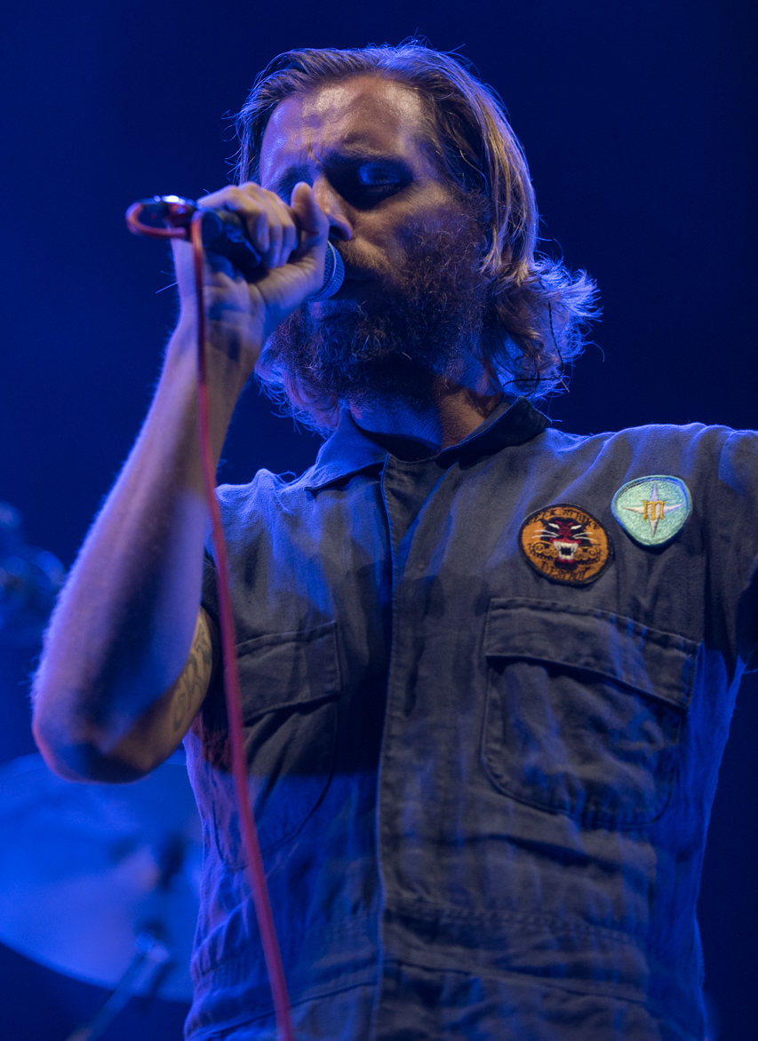 AWOLNATION live in Chicago at Tinley Park Illinios 09-03-16-2
