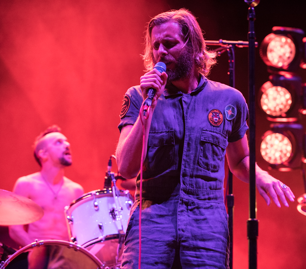 AWOLNATION live in Chicago at Tinley Park Illinios 09-03-16-22