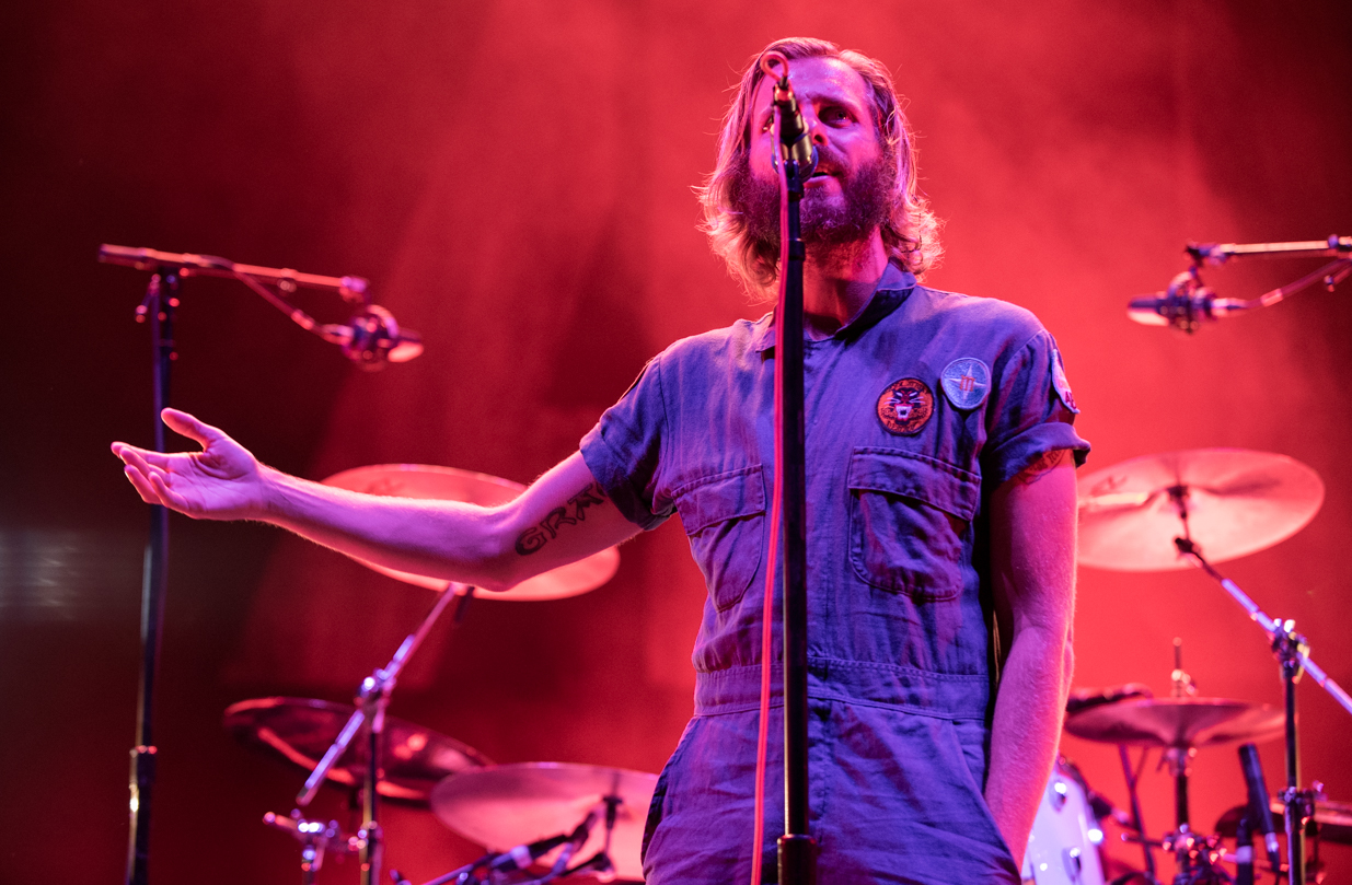 AWOLNATION live in Chicago at Tinley Park Illinios 09-03-16-24
