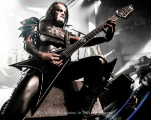 Rotting Slow in America for 30 Years Obituary, Abbath & Midnight @ The Forge