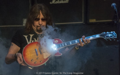Ace Frehley @ Joe's Rosemont (Chicago)
