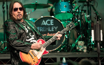 Spaceman and Rock Legend Ace Frehley Lands At The Arcada Theatre