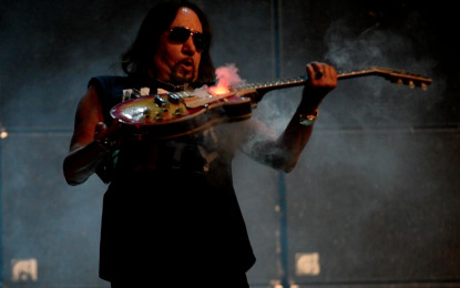 Photo Gallery : Ace Frehley @ Arcada Theatre in St. Charles