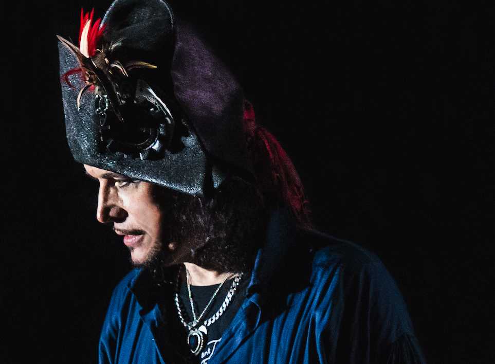 "Adam Ant To Performs His Landmark Solo Album ""Friend or Foe"" For First Time, Live In Its Entirety This Fall"