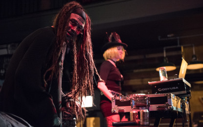Photo Gallery : Al Jourgensen's DJ Birthday Bash @ HVAC Pub