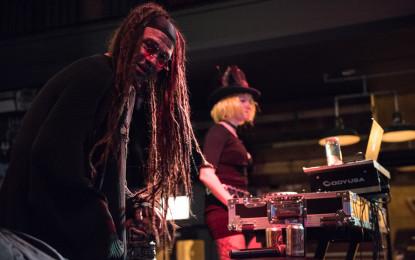 Photo Gallery : Al Jourgensen's DJ Birthday Bash @ HVAC Pub