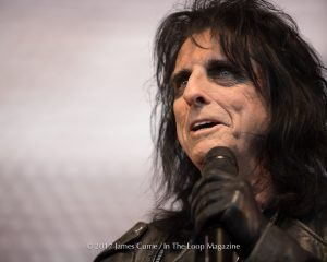 Alice Cooper @ Millennium Park (Wayne's World Screening)