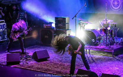 Concert Review: YOB, Voivod and Amenra Live At Thalia Hall