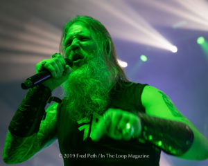 Amon Amarth @ The Riv