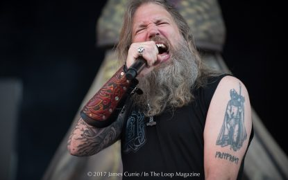 Amon Amarth @ Chicago Open Air 2017
