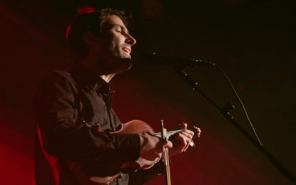 Andrew Bird New Album and Concert In The Park
