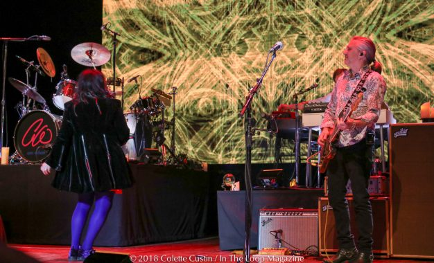 Ann Wilson Live In St. Charles Illinois Wrapping Up Tour With The Classics