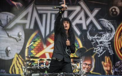 Photo Gallery: Anthrax @ Riot Fest 2021