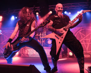 Anthrax @ Concord Music Hall