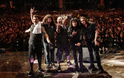Anthrax Set To Embark On The Killthrax Tour With Stop In Joliet, Also Announce New Live DVD