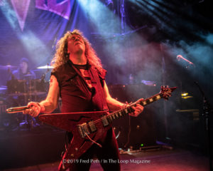 Anvil @ Reggies Rock Club