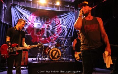 Authority Zero @ Reggies Rock Club Chicago