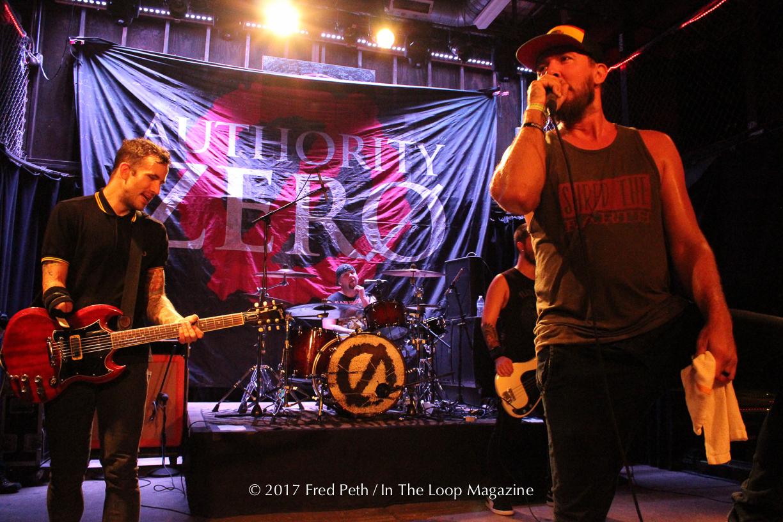 Authority Zero @ Reggies Rock Club Chicago