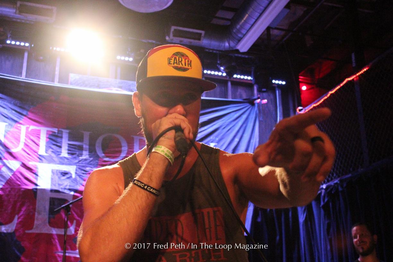 Mesa AZ Based Punk Rockers, Authority Zero, Bring Current Tour To Reggies Rock Club
