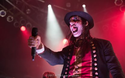 Swedish Theatric Metal Artists, Avatar, Live at Chicago House of Blues Chicago