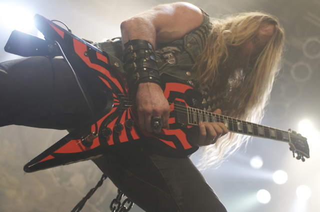 Photo Gallery : Black Label Society Live at House of Blues Chicago