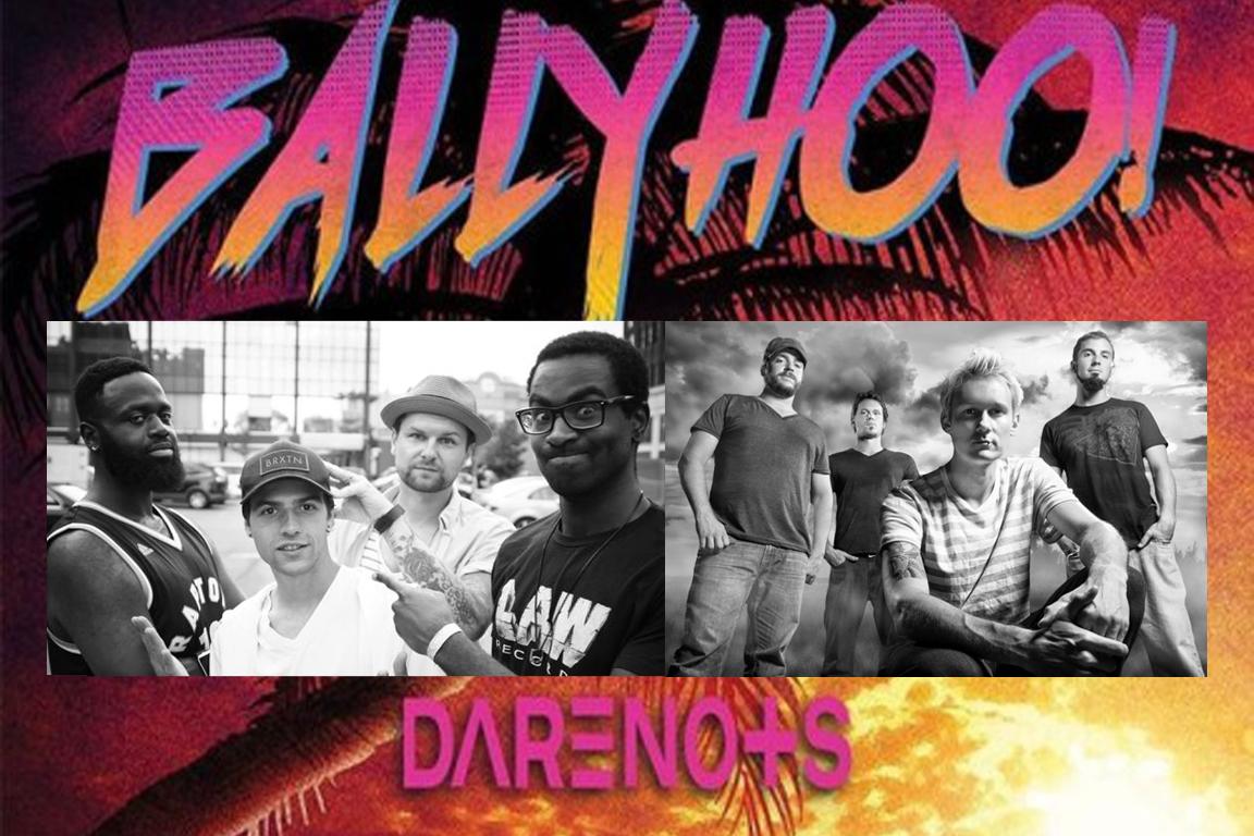 Beat Kitchen Homebase For Power Pop Punk Mash-Up Night Highlights: Darenots & Ballyhoo!