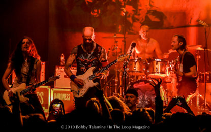 Photo Gallery: Baroness, Deafheaven and Zeal & Ardor @ Riviera Theatre