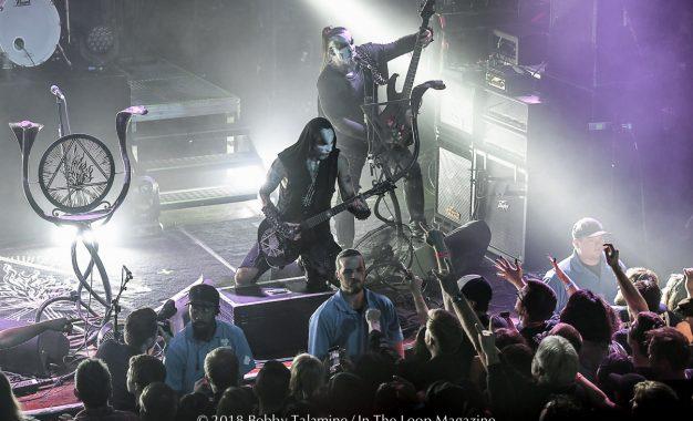 Poland's Blackend Death Metal Band, Behemoth, Back In Chicago For Ecclesia Diabolica America 2018 e.v. Tour