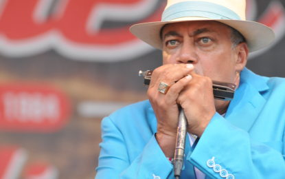Chicago Bluesfest Returns For 34th Year, Announce 2017 Lineup & Schedule
