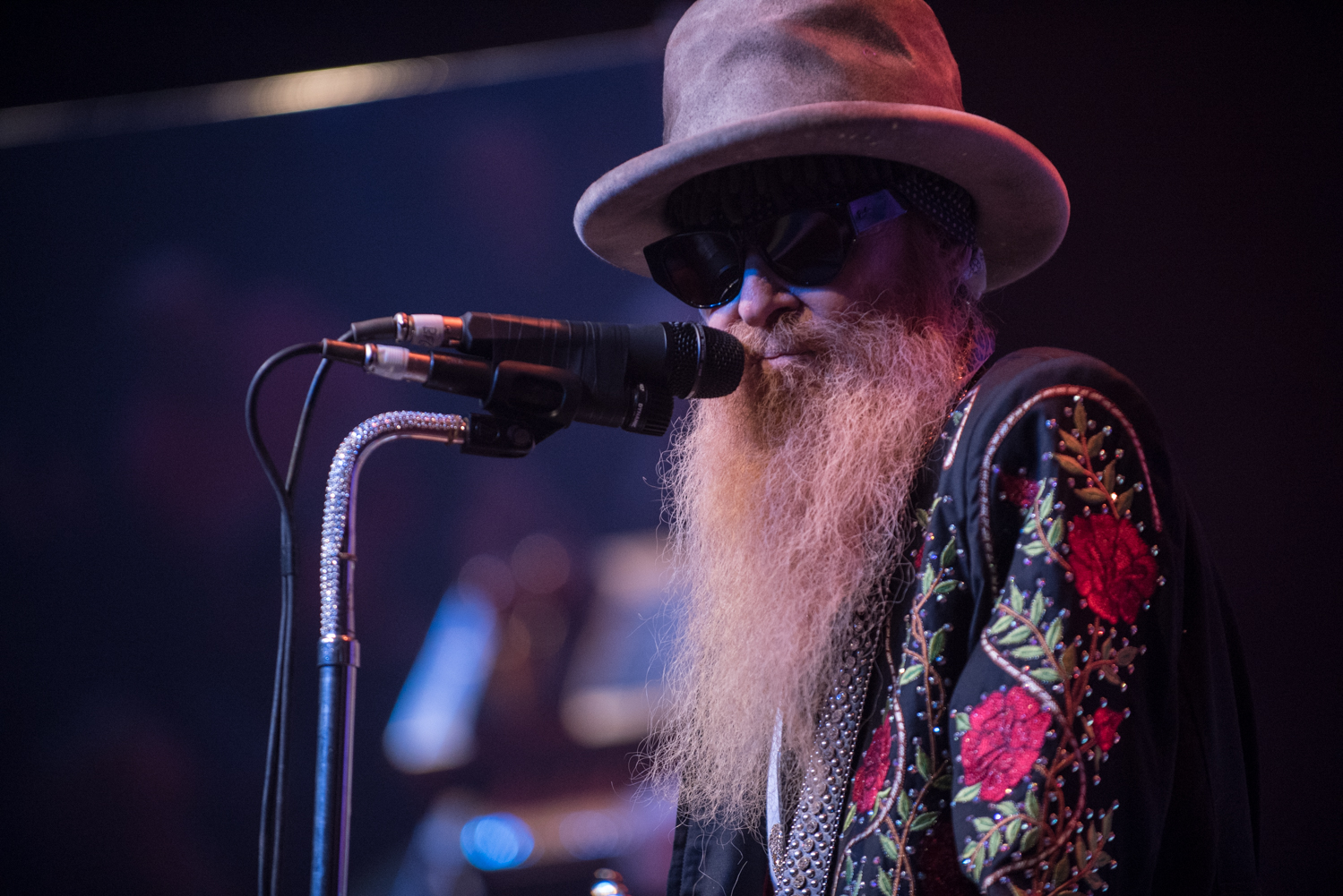 Photo Gallery : Billy F. Gibbons and The B.F.G.'s