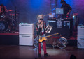 Billy Gibbons Heats Up the Arcada