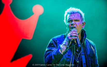 Billy Idol @ Ribfest 2019 (Naperville, IL)