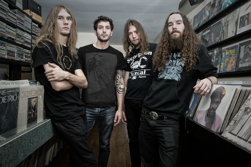 Reggies Thrash Bill With Revocation & Black Fast Produces The Future Sounds of Death Metal