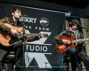 Black Rebel Motorcycle Club @ WXRT Secret Show at G-Man Tavern