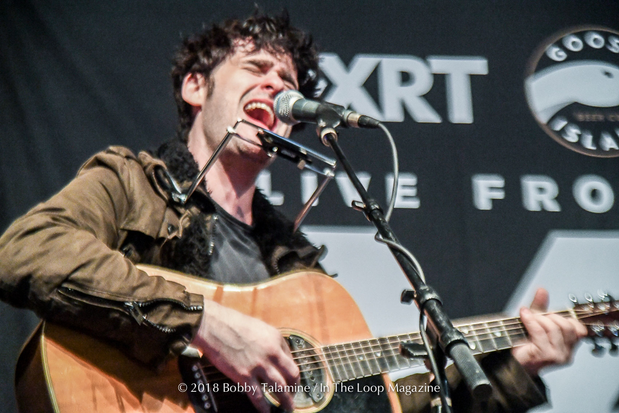 Secret Show: Black Rebel Motorcycle Club Live from Studio X in Chicago at G-Man Tavern