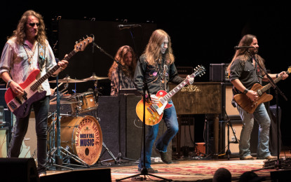 Photo Gallery : Blackberry Smoke @ Ravinia