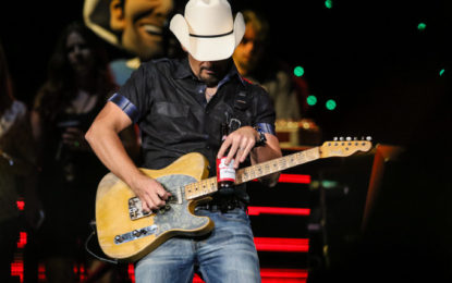 Country Fans Rejoice As Brad Paisley Makes Stop At Hollywood Casino Amphitheatre