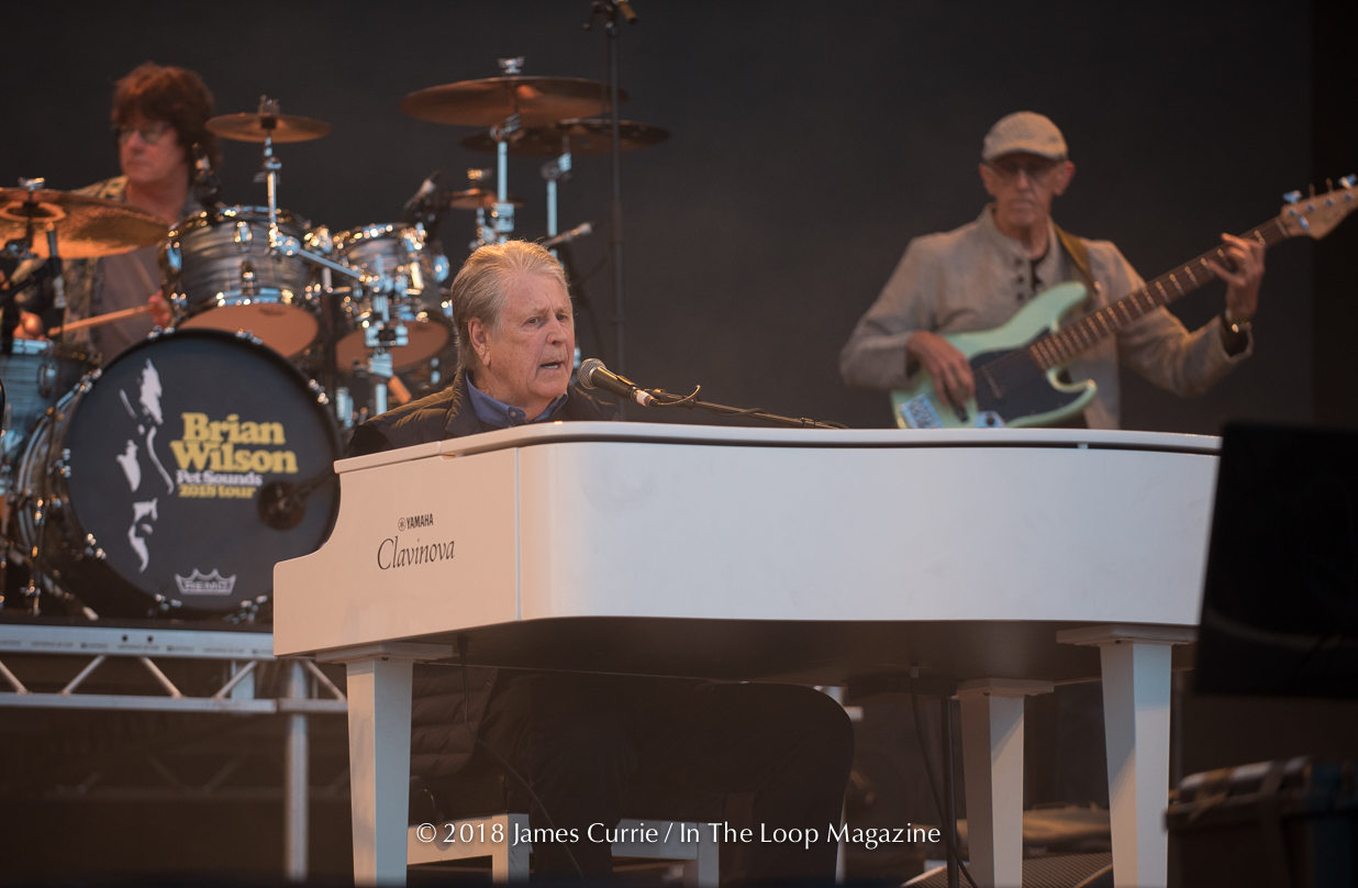 ITLM OTRS: Brian Wilson @ Victorious Festival (Portsmouth, UK)