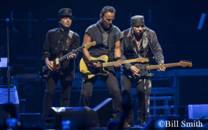 Bruce Springsteen Returns For Marathon Concert At United Center
