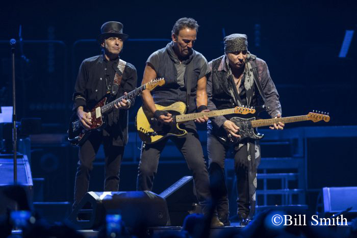 Bruce Springsteen Returns For Marathon Concert At United Center