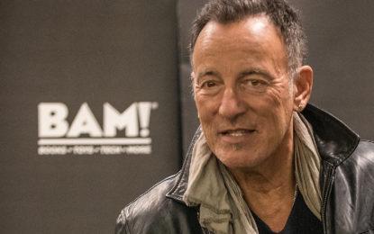 Bruce Springsteen @ Books A Million (BAM) in Chicago