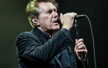 Sartorially Debonair Front Man, Bryan Ferry, Headlines Ravinia, Dapper As Ever