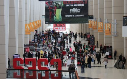 C2E2 Infiltrates Mainstream Entertainment At McCormick Place For Record Setting Year