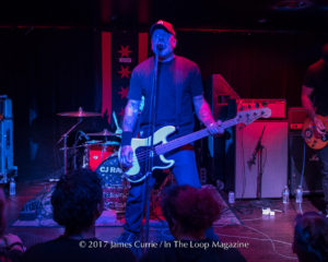 CJ Ramone @ Cobra Lounge
