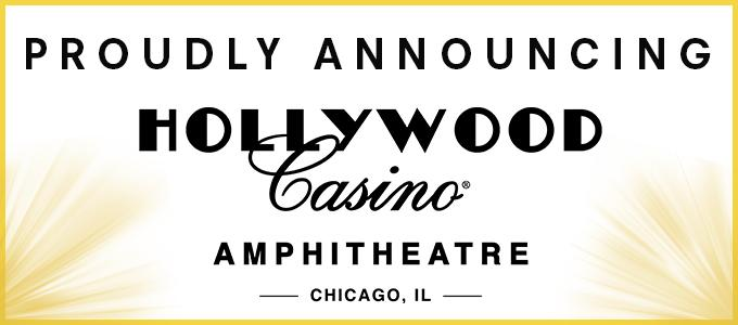 BREAKING NEWS!  First Midwest Bank Amphitheatre Name Change