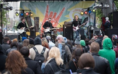 Photo Gallery – Crocodiles at Do Division Street Fest in Chicago