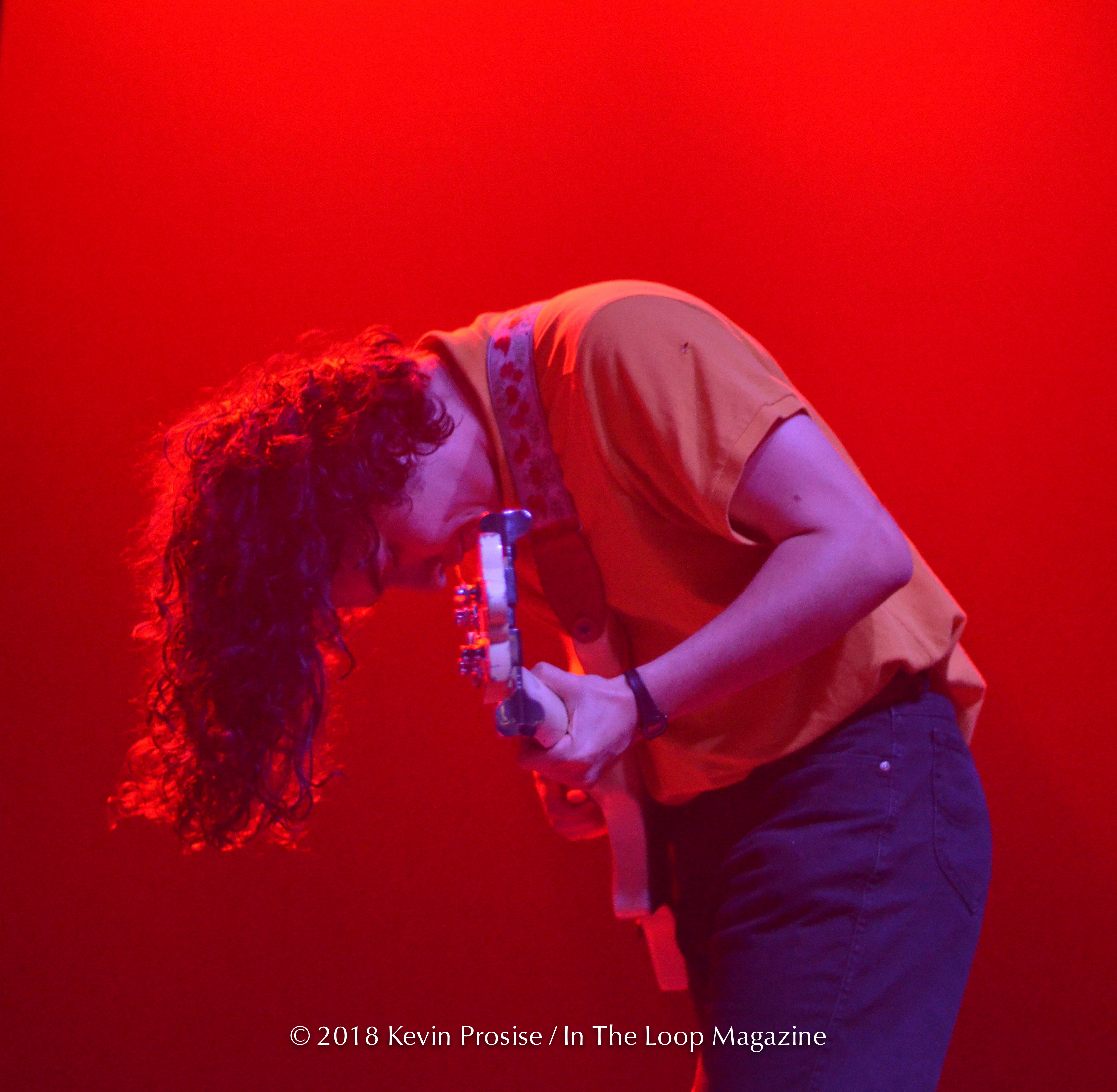 Car Seat Headrest Live In Chicago At The Riviera Theatre 09 07 18